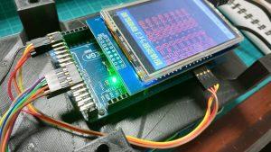 Arduino + KUMAN 2.8 TFT 画像描画