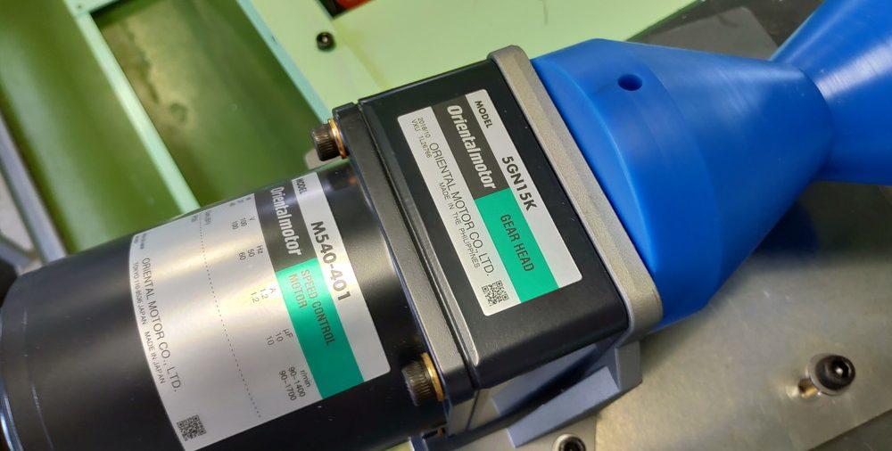 Arduino で モーターの回転数を取得する